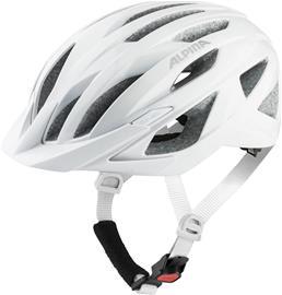Alpina Delft MIPS Helmet, white matt