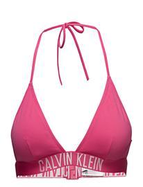 Calvin Klein Triangle-Rp Bikiniyläosa Bikiniliivit Vaaleanpunainen Calvin Klein FUCHSIA PURPLE
