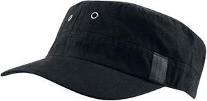 Chillouts - Dublin-hattu - Lippis - Unisex - Musta