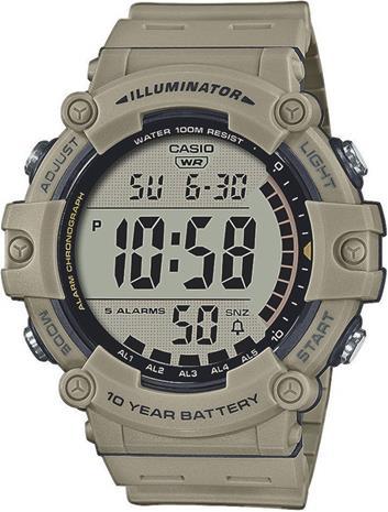 Casio Digital AE-1500WH-5AVEF miesten rannekello