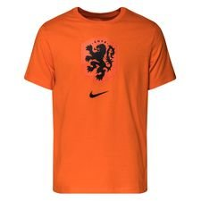 Hollanti T-paita Evergreen EURO 2020 - Oranssi