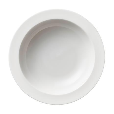 Arabia 24h syvä lautanen 22 cm, valkoinen