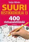 Suuri ristikkokirja 13 (Veijo Wirén), kirja 9789512407866