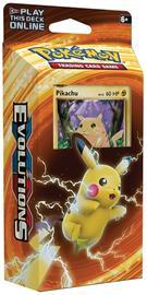 Pokemon XY12 Evolutions Theme Deck: Pikachu Power