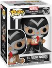 Venom (Marvel) - El Venenoide - Marvel Luchadores - Vinyl Figur 707 - Funko Pop! -figuuri - Unisex - multicolor