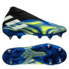 adidas Nemeziz + SG Superlative - Sininen/Valkoinen/Keltainen