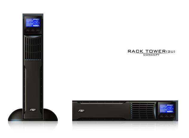 FSP Custos Series 9X+ 2K (PPF18A2000) 2000VA 1800W, UPS-laite