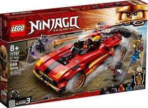 Lego Ninjago 71737, Ninja-auto X-1