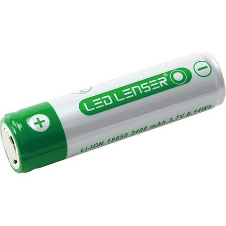 Led Lenser Akku Li-Ion 3.7V 18650 3400 mAh