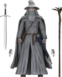 Taru Sormusten Herrasta - BST AXN - Gandalf - Action-figuuri - Unisex - Monivärinen