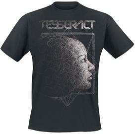 Tesseract - Of Matter - T-paita - Miehet - Musta