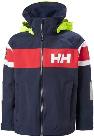 Helly Hansen JR Salt 2 Jacket Navy 164