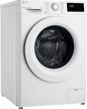 LG F4WP208N0W, pyykinpesukone