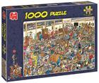 Jumbo Palapeli Jan van Haasteren The Antique Show 1000
