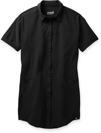 Smartwool Merino Sport Short Dress Women, black