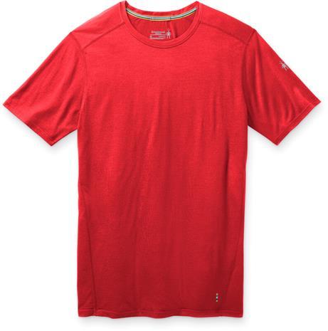 Smartwool Merino 150 Baselayer Short Sleeve Shirt Men, cardinal red