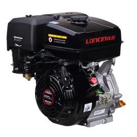 Loncin G420F 420cc 15hv, bensamoottori