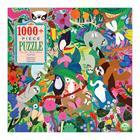 eeBoo - Puzzle - Sloths, 1008 pc (EPZTSLO)