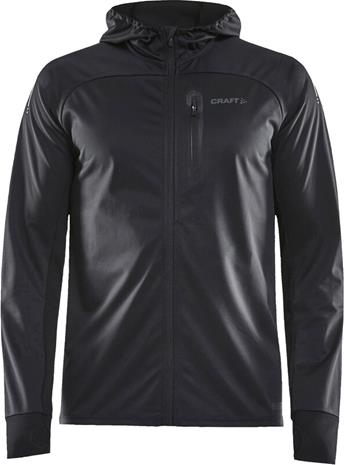 Craft Wind Fuseknit Jacket Men, grey melange