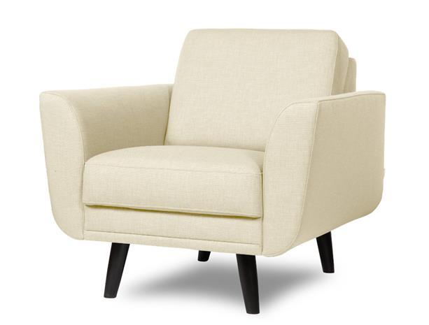 Happy Nojatuoli, valkoinen