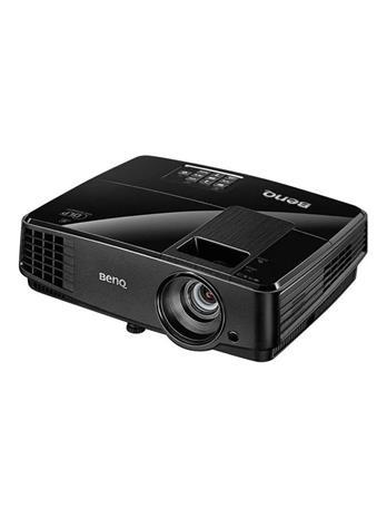 BenQ MS560, videotykki