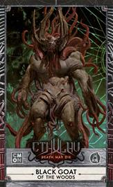 Cthulhu: Death May Die - Black Goat of the Woods LAUTA
