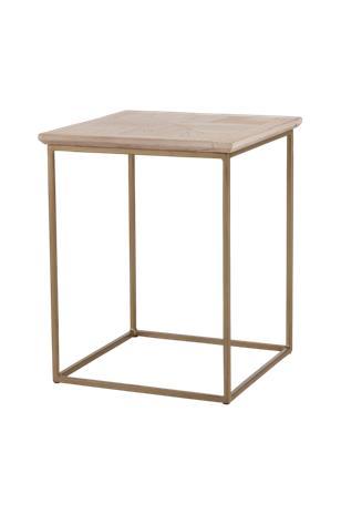 Ellos Sivupöytä Klöver 40x40 cm