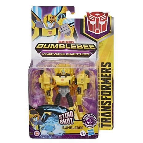 Transformers Cyberverse Adventures E7084 - Bumblebee, hahmo