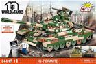 Cobi World of Tanks 3040, IS-7 Granite