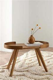 Ellos Sivupöytä Morgan Oval, 45x70 cm