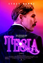 Tesla (2020), elokuva