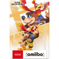 Amiibo Super Smash Bros - Banjo & Kazooie, hahmo