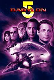 Babylon 5: Koko sarja (Blu-Ray), TV-sarja
