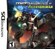 MechAssault: Phantom War, Nintendo DS -peli
