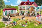 Schmidt Schleich Horse Club At the Equestrian Farm 100p palapeli