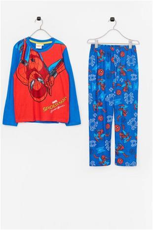 Spiderman LS Pyjama Spider Man pyjama, 2 osaa