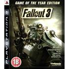 Fallout 3 Game of the Year Edition, PS3-peli