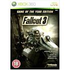 Fallout 3 Game of the Year Edition, Xbox 360 -peli