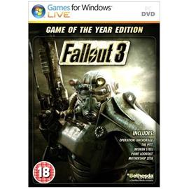 Fallout 3 Game of the Year Edition, PC-peli