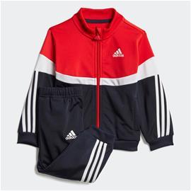 adidas Shiny Badge of Sport 3-Stripes Track Suit