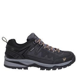 Icepeak WYOT -miesten vapaa-ajan kengät, tummanharmaa 42