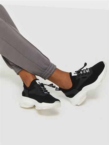 Steve Madden Match Sneaker Black