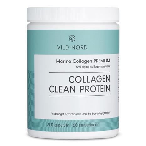 VILD NORD - Collagen CLEAN PROTEIN 300 g