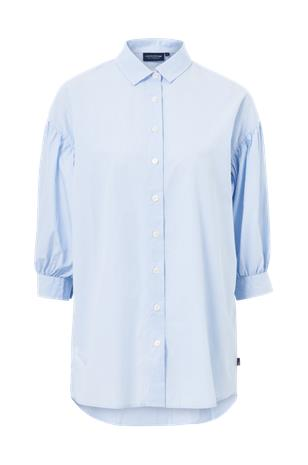 Lexington Pitkä paitapusero Maria Long Poplin Shirt