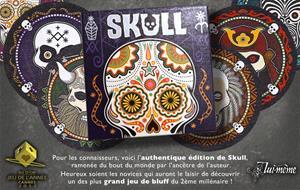 Skull (2020 Edition), lautapeli