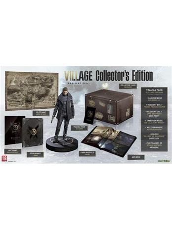 Resident Evil 8: Village Collector's Edition, PS4 -peli