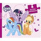 My Little Pony palapelikirja Taikakirjeet, kirja 9789523342040