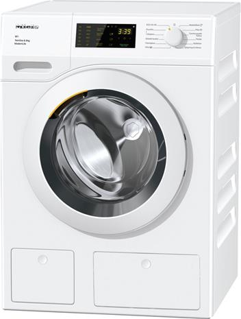 Miele WCD670WCS, pyykinpesukone