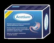 Acetium 100 mg, 60 kaps.