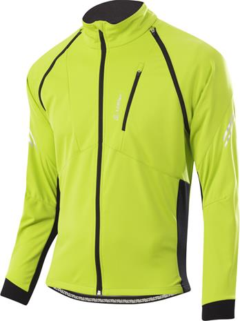 Löffler San Remo 2 WS Light Zip-Off Bike Jacket Men, light green, Miesten takit, paidat ja muut yläosat